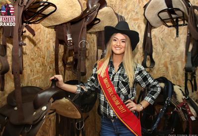 Western Rando -  Miss Belgique 2017