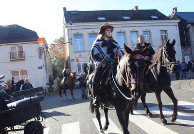 Western Rando -  30/10 Saint-Hubert